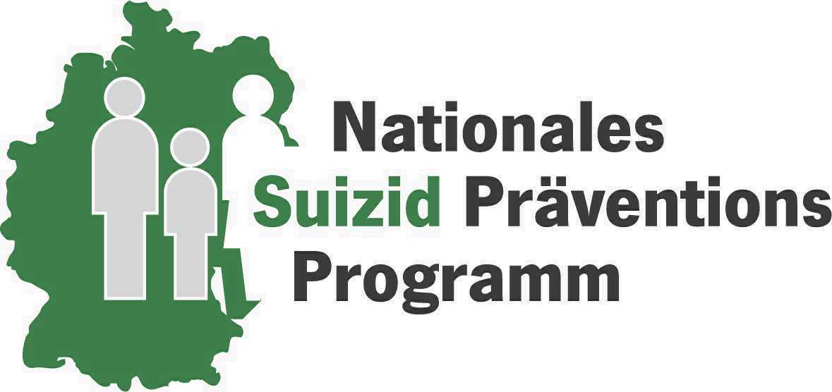 Logo Nationales Suizidpräventionsprogramm